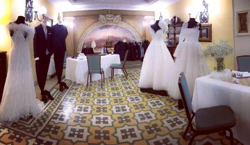 Sposa in Villa