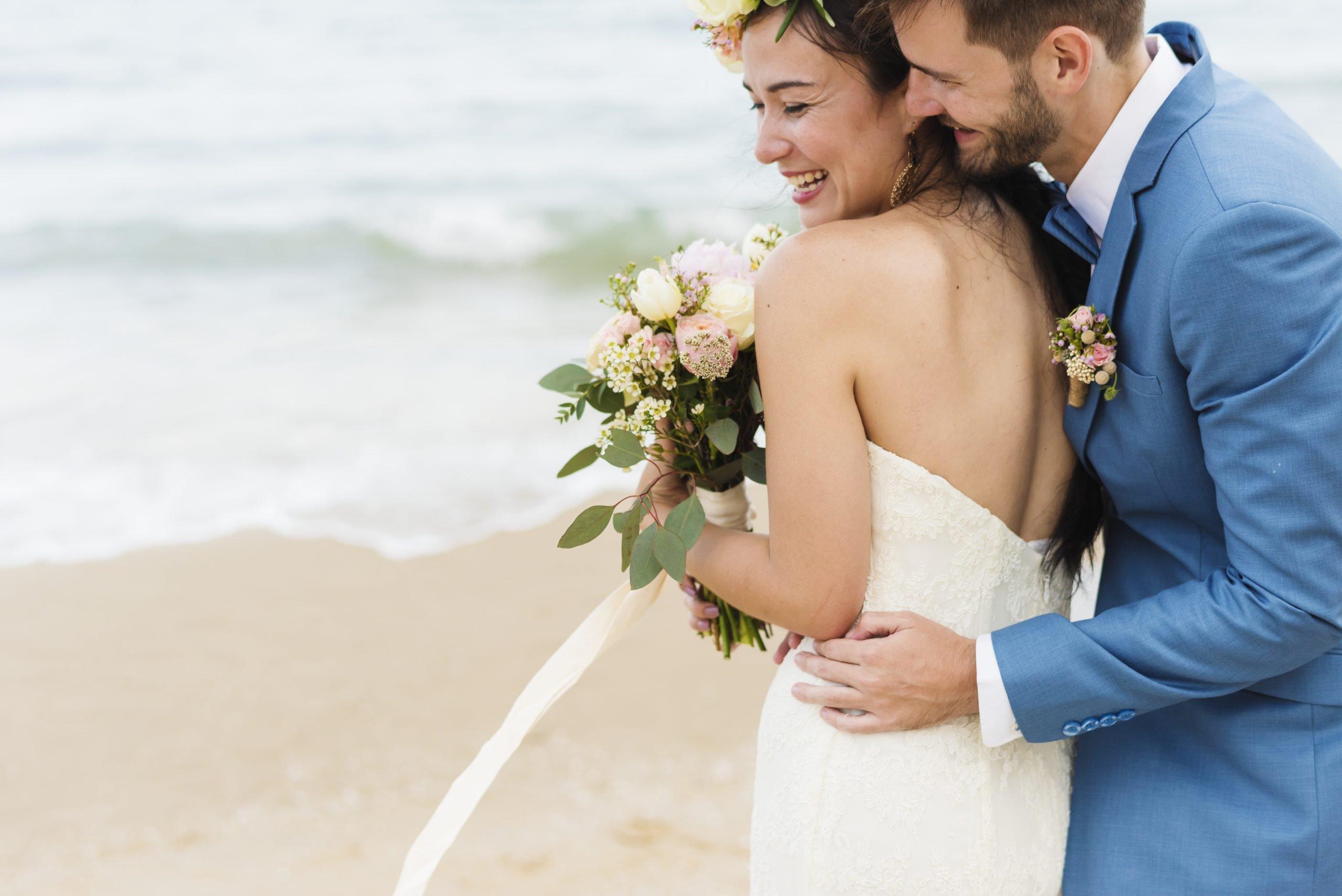 matrimonio tema marino
